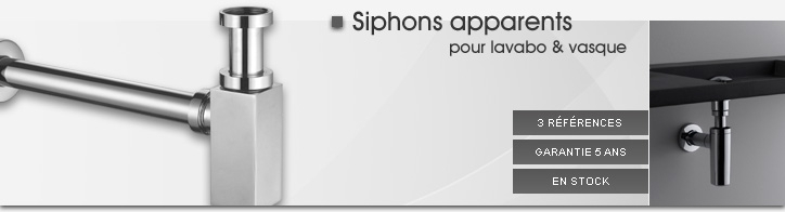 Siphons